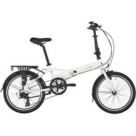 Ortler London Two Foldbar sykkel Hvit
